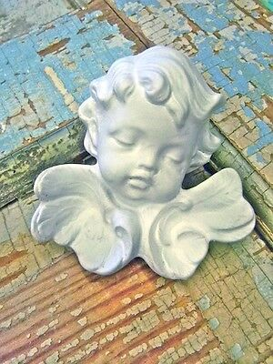 Shabby n Chic Baby Cherubs  ( 2 PC )Furniture Appliques / CRAFTS