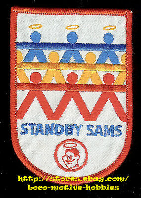 LMH PATCH Badge  GOOD SAM CLUB  STANDBY Sams VOLUNTEER NETWORK Emergency Service