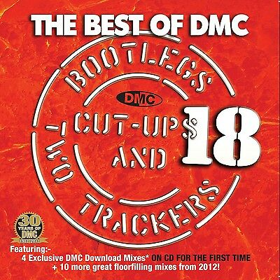 THE BEST OF DMC Bootlegs Cut Ups & Two Trackers Vol 29 DJ