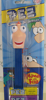 PEZ  Disney Phineas and Ferb Series - Phineas Flynn - MOC