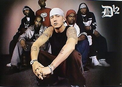 """EMINEM """"LOSER"""" POSTER FROM ASIA - Marshall Mathers / Hip-Hop / Rap Music"""