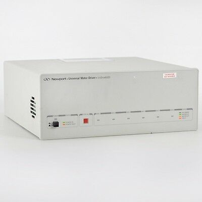 Newport Unidrive 6000 5 Axis Linear Stage Motor Driver/Controller