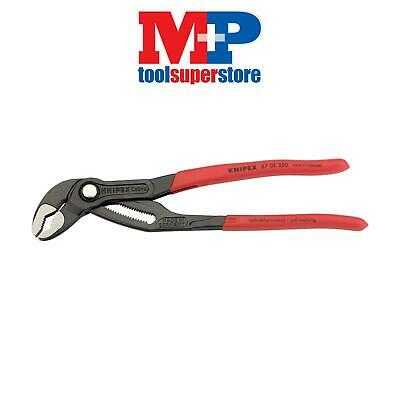 Knipex 8701250 Cobra Quick Adjust Water Pump Pliers Grips 250Mm **