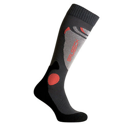 Brubeck Bikers Motorcycle Technical Extreme Socks Thermal Silver Ions [Bmb001]