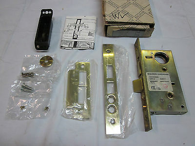 Baldwin 6802.030 Lock-RH POLISHED BRASS NEW in box!