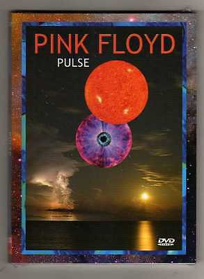 PINK FLOYD – *PULSE* - DVD DIGIPACK LIVE in LONDON  20/10/1994 NO CDr SIGILLATO