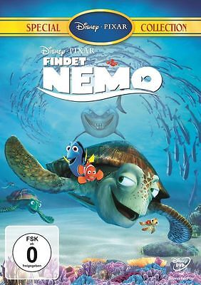 DVD Walt Disney / Pixar Findet Nemo - Special Collection - Neu/OVP