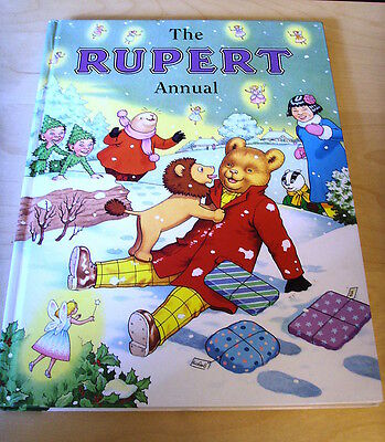 Daily Express Rupert The Bear Annual 2002  #67