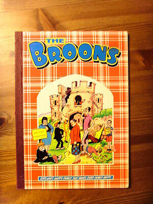 Dc Thomson The Broons 1985 Gc