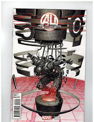 AGE OF ULTRON #2   Variant Cover Edition  1:25              / 2013 Marvel Comics