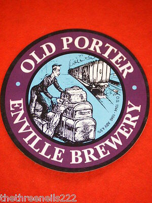 Beer Pump Clip - Enville Old Porter
