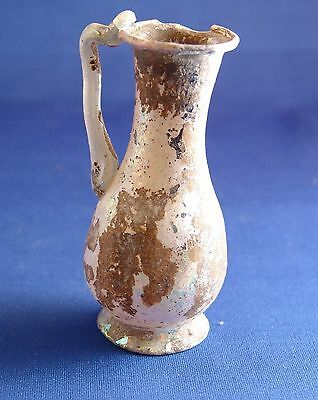 Ancient Roman Glass pitcher
