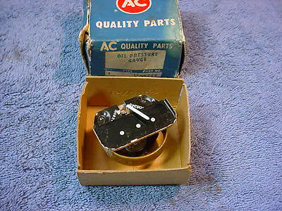 GAUGE Oil 0-60 lbs OEM NEW GM NOS 1508246 Chevrolet Truck 1960-1965 AC DelcoC1