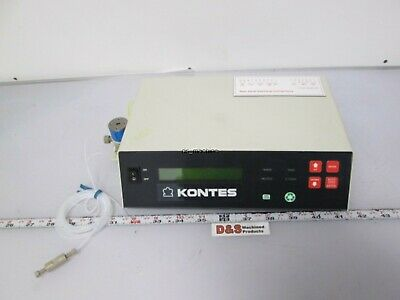 Kontes Solvent Recycler Controller, Cables and Accessories