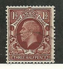 Great Britain, Postage Stamp, #212b Used, 1934