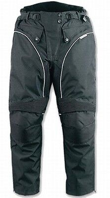 Women Motorcycle Trousers Armour Protection Wind Waterproof CE Approved Pants