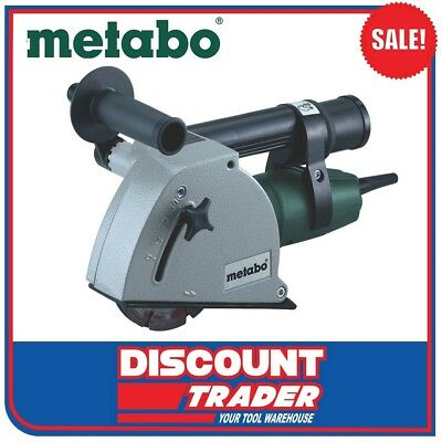 Metabo 1400 Watt Electronic Wall Chaser Kit - MFE 30