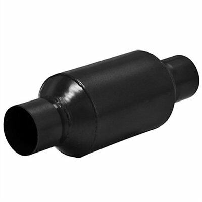 """Flowmaster 815425S Outlaw Race Muffler  Center In/Center Out: 2.5"""""""