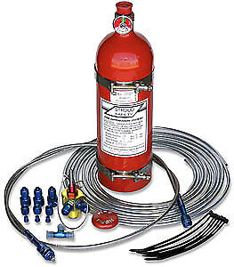 Stroud 9352 Fire Suppression System