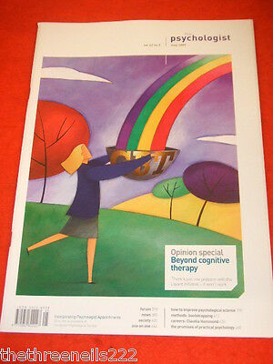 The Psychologist - Beyond Cognitive Therapy - May 2009