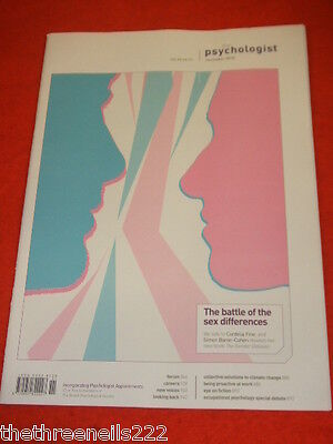 The Psychologist - Battle Of The Sex Differences - Nov 2010