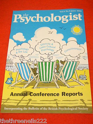 The Psychologist - Annual Conference Reports - June 1996