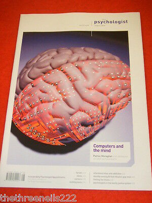 The Psychologist - Computers & The Mind - Aug 2010