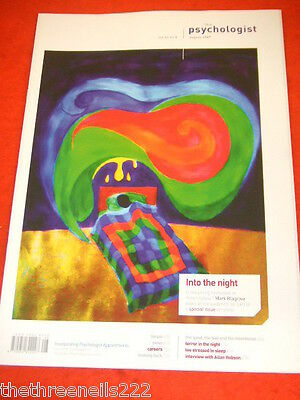 The Psychologist - Dreaming - Aug 2009