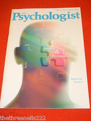 The Psychologist - History & Philosophy - April 1998