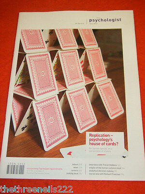 The Psychologist - Replication - May 2012