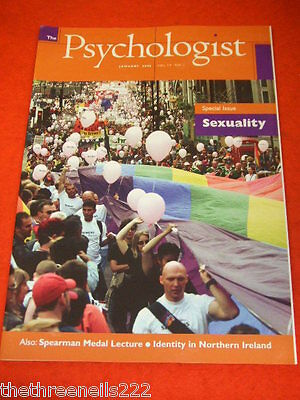 The Psychologist - Sexuality - Jan 2006