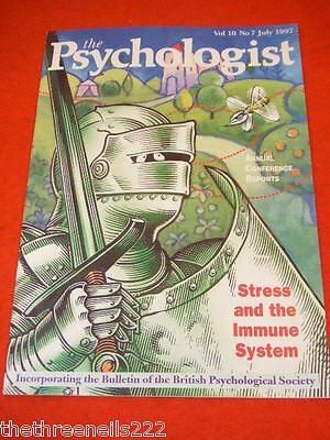 The Psychologist - Stress & The Immune System - July 1997
