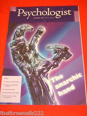 The Psychologist - The Anarchic Hand - Oct 2005