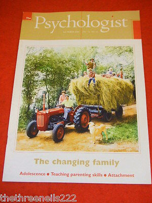The Psychologist - The Changing Family - Oct 2002