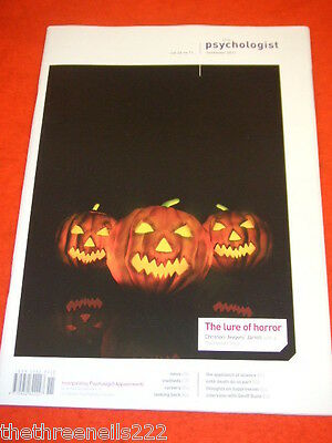 The Psychologist - The Lure Of Horror - Nov 2011