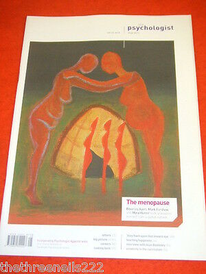 The Psychologist - The Menopause - May 2011