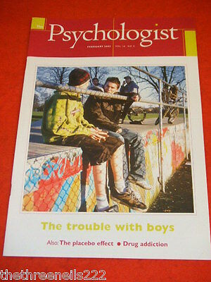 The Psychologist - The Placebo Effect - Feb 2003
