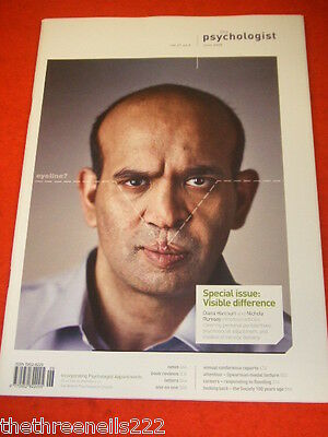 The Psychologist - Visible Difference - June 2008