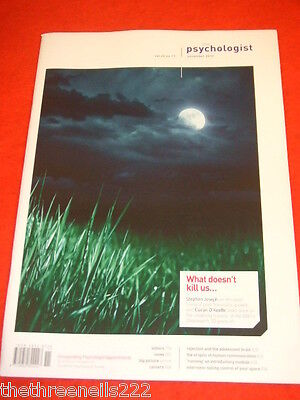 The Psychologist - What Doesn't Kill Us - Nov 2012