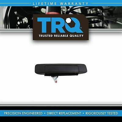 Textured Black Plastic Tailgate Handle for 05-08 Toyota Tacoma Pickup Truck