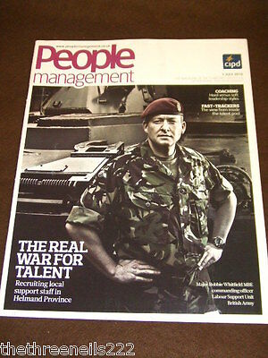 People Management - The Real War For Talent - July 1 2010