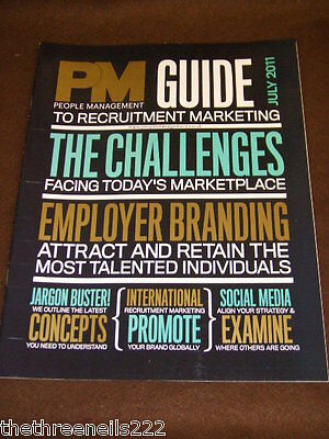 People Management Guide - Employer Branding - July 2011