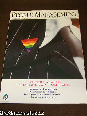 People Management - Gay Employees - Sept 26 1996