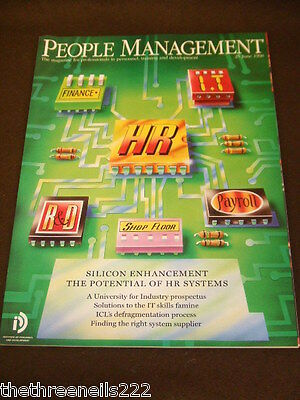 People Management - Icl - June 25 1998