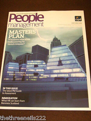 People Management - Immigration - Oct 8 2009