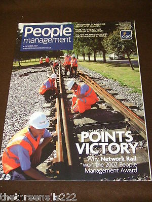 People Management - Network Rail - Oct 4 2007