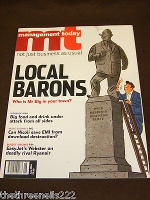 Management Today - Local Barons - June 2004