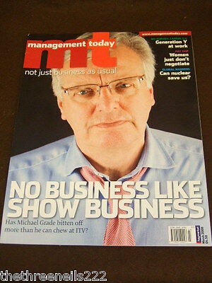 Management Today - Michael Grade Itv - March 2008