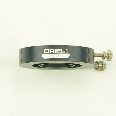 Oriel Model 77791 Light Source Coupling Ring, 1.5 Inch Series, Double Female