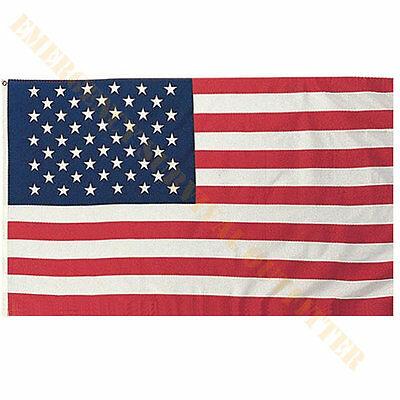 Deluxe US United States of America American Flag of the USA 5 ft x 8 ft